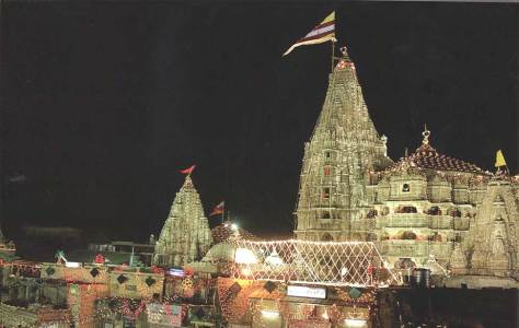 Dwarkadhish-Dham